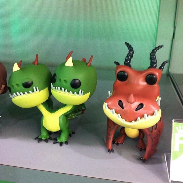 Produits dérivés Dragons 2 Funko_12
