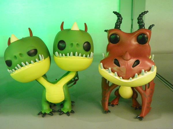 Produits dérivés Dragons 2 Funko_15