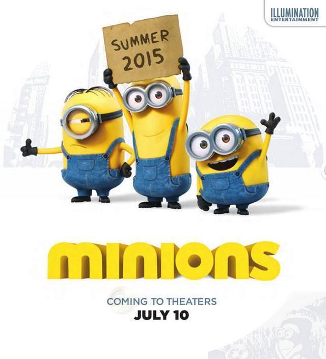[Universal • Illumination] Minions (2014-2015)   Minion10