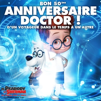 M. Peabody et Sherman - Les Voyages dans le Temps [20th Century - 2014] Peabod11
