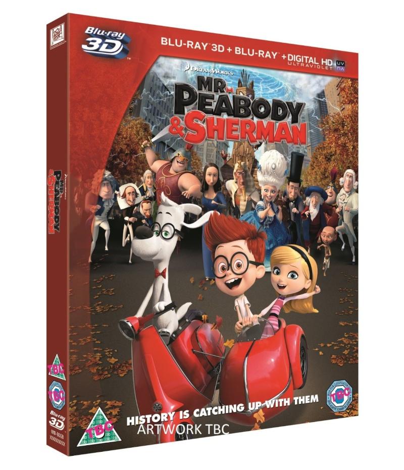 M. Peabody et Sherman - Les Voyages dans le Temps (2014) - Page 3 Peabod12