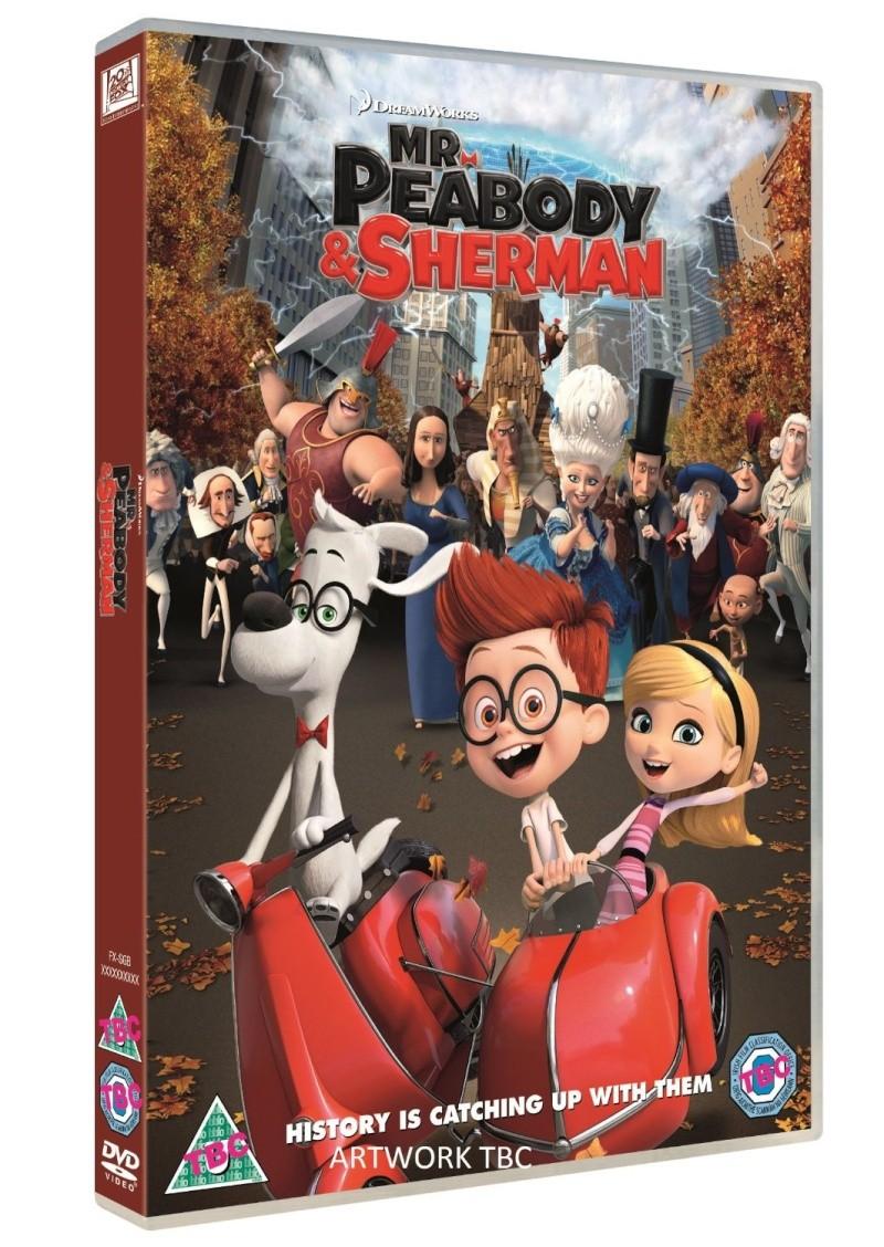M. Peabody et Sherman - Les Voyages dans le Temps (2014) - Page 3 Peabod14