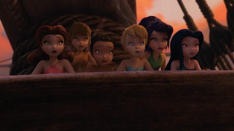 Clochette et la Fée Pirate [DisneyToon - 2014] - Page 12 Pirate26