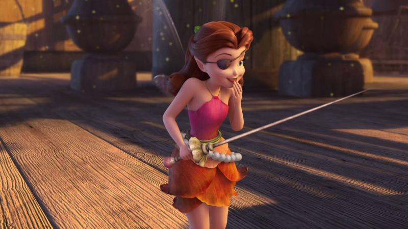 Clochette et la Fée Pirate [DisneyToon - 2014] - Page 12 Pirate29