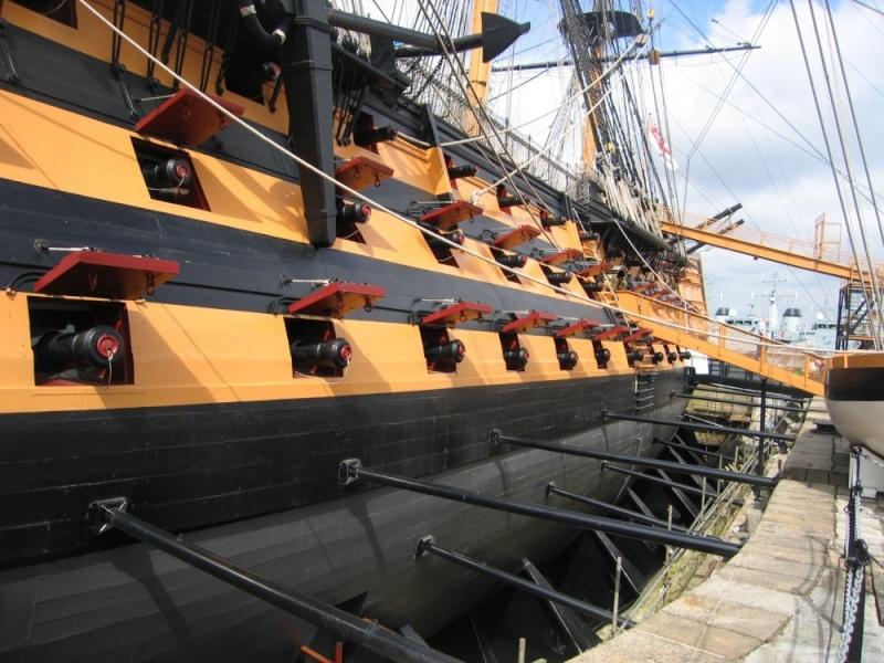 HMS VICTORY Del Prado par le Galérien Victor10
