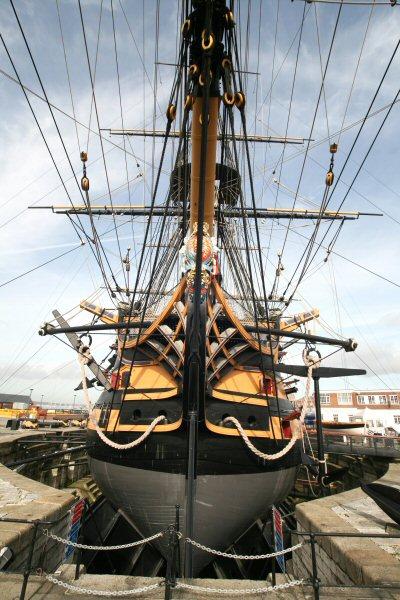 HMS VICTORY Del Prado par le Galérien Victor14