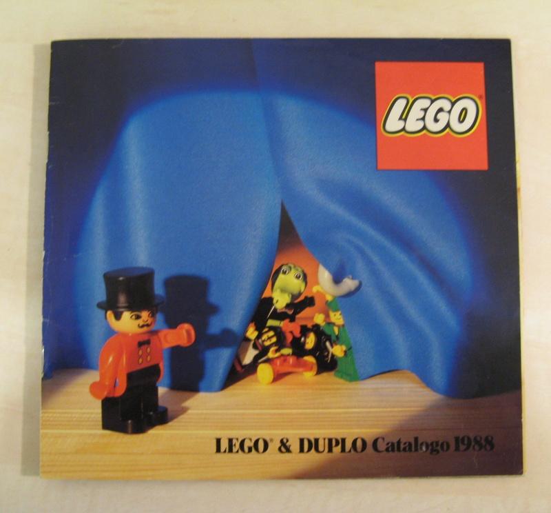 vari cataloghi LEGO anni '80 Cat_1911