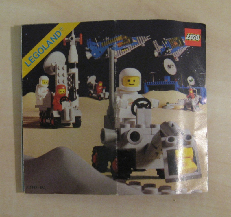 vari cataloghi LEGO anni '80 Minica10