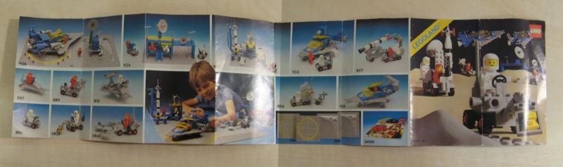 vari cataloghi LEGO anni '80 Minica12