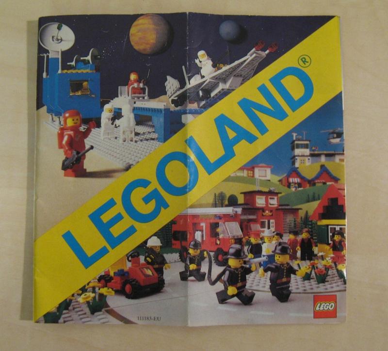 vari cataloghi LEGO anni '80 Minica13
