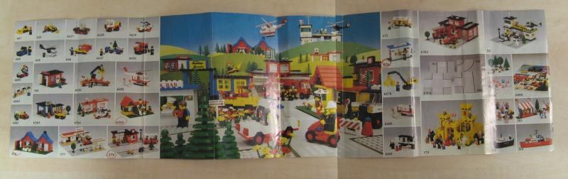 vari cataloghi LEGO anni '80 Minica14