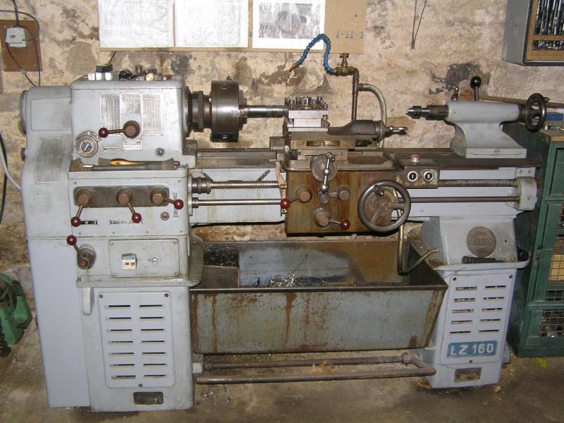 Engrenages tour Géma LZ160 P1030012