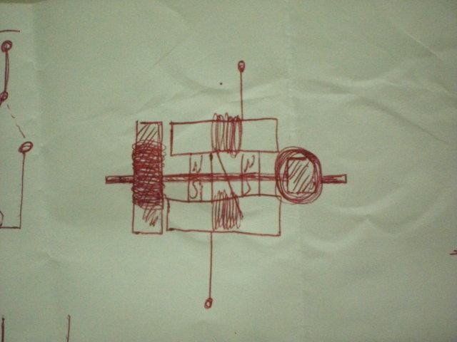 motor electrico de redireccionamiento de flujo magnetico  Cimg3717