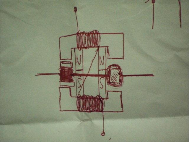 motor electrico de redireccionamiento de flujo magnetico  Cimg3718