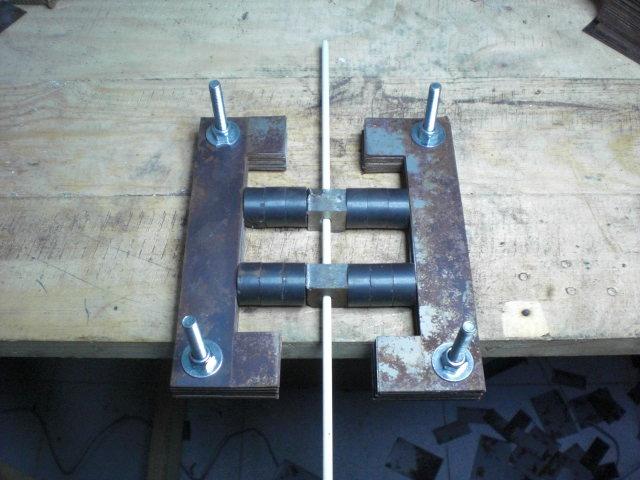 motor electrico de redireccionamiento de flujo magnetico  Cimg3719