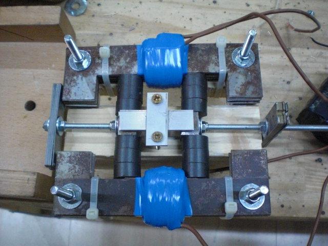 motor electrico de redireccionamiento de flujo magnetico  Cimg3723