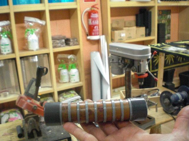 motor electrico de redireccionamiento de flujo magnetico  Cimg3810