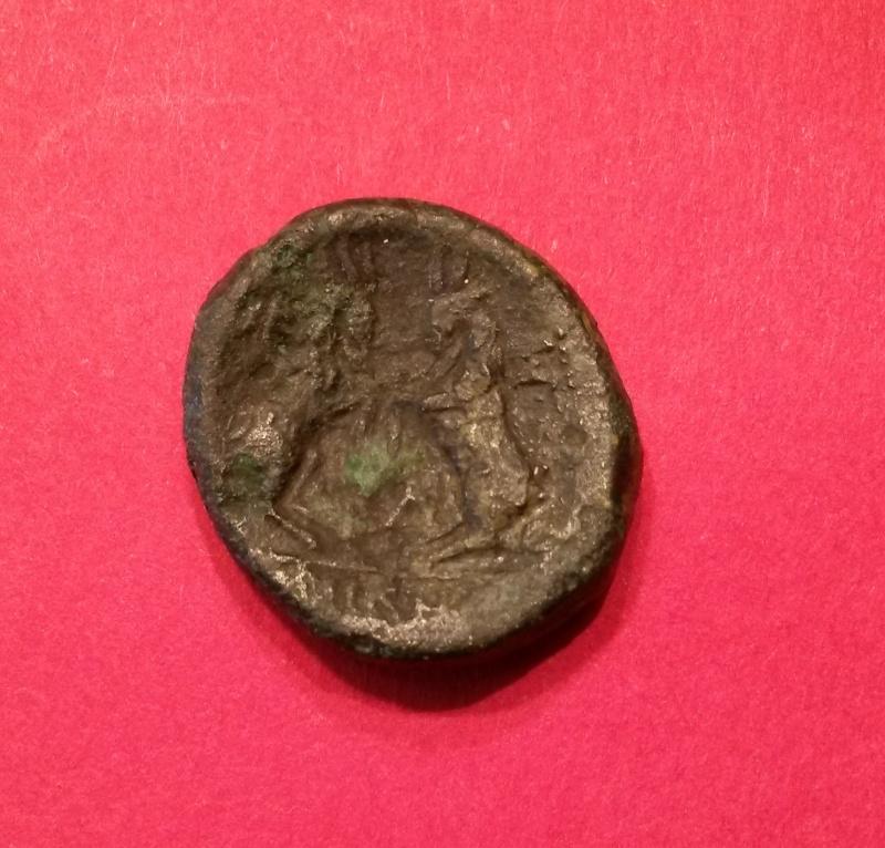 Bronze grec de Sagalassos en Pisidie Gauloi15