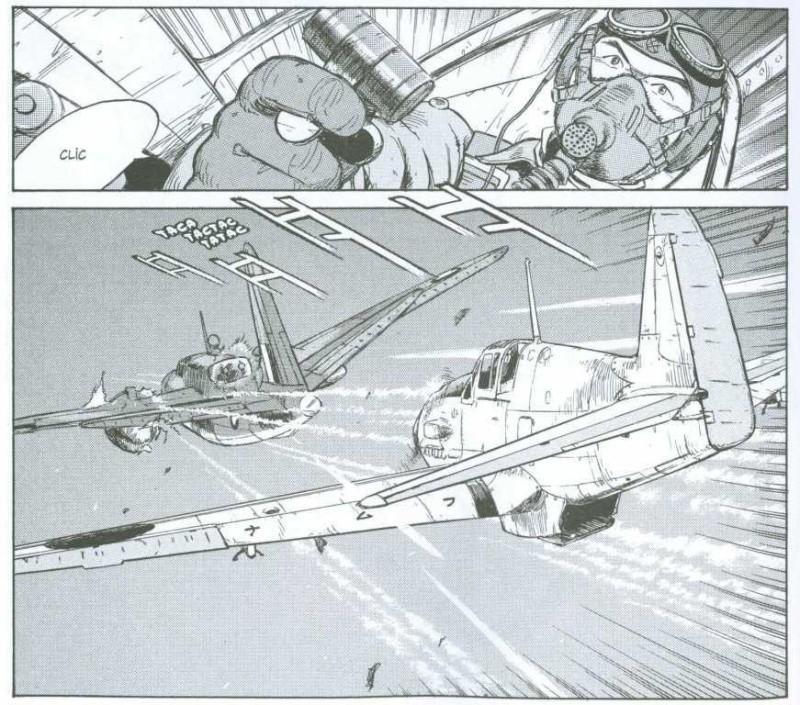 La BD. et l'aviation! 31038910