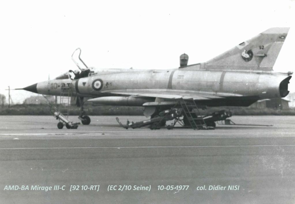 De l'alu dans l'azur - Mirage IIIC (Eduard 1/48) - Page 12 Amd_ii10