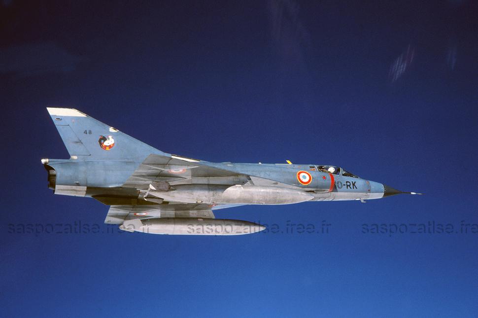 De l'alu dans l'azur - Mirage IIIC (Eduard 1/48) - Page 16 Iii-c_14