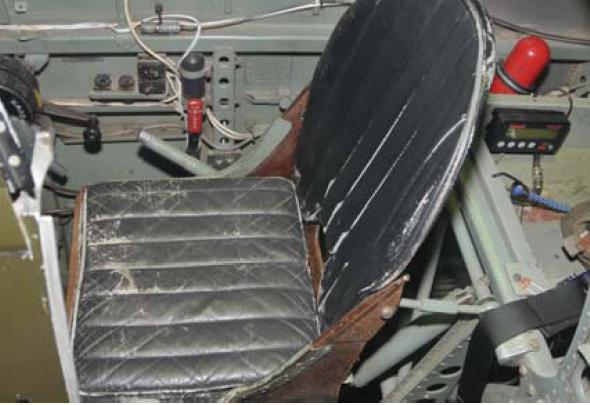 Spitfire MkI, II Airfix 1/48 Mkviii10