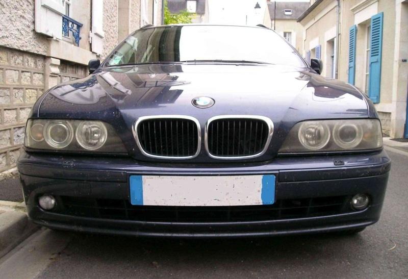 [BMW 530 d E39] Dépose des clapets d'admission Bmw_5325