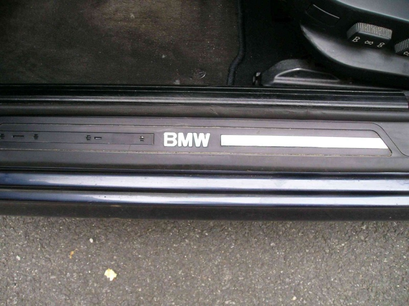 URGENT! Achat e39 530D de 2002 MAIS accidentée Bmw_5328