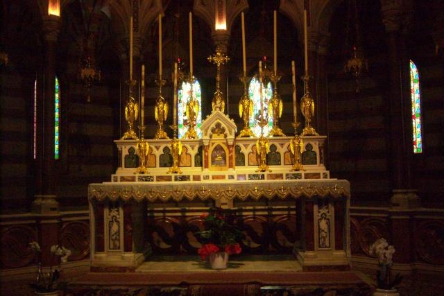 Venez voir le Santuaire de St Gabriel, province de Teramo 100_5617