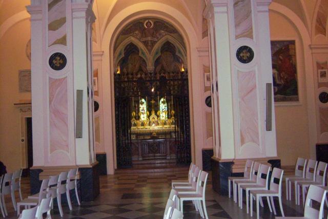 Venez voir le Santuaire de St Gabriel, province de Teramo 100_5620