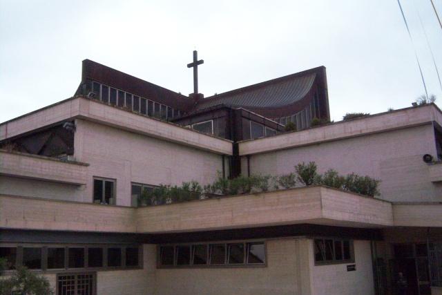 Venez voir le Santuaire de St Gabriel, province de Teramo 100_5621