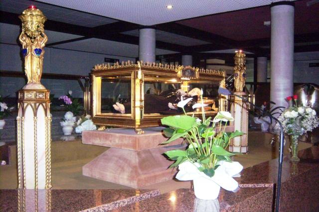 Venez voir le Santuaire de St Gabriel, province de Teramo 100_5629