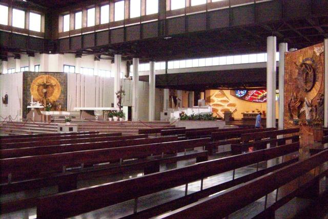 Venez voir le Santuaire de St Gabriel, province de Teramo 100_5632