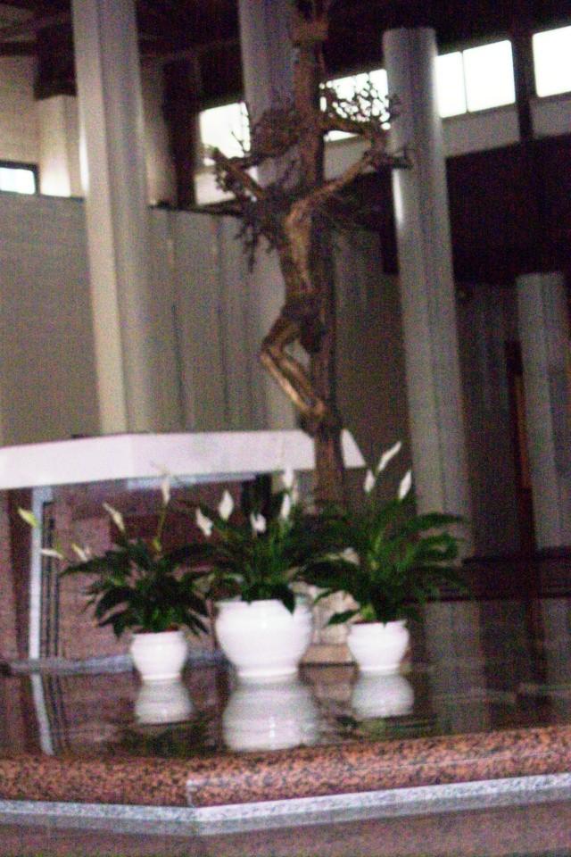 Venez voir le Santuaire de St Gabriel, province de Teramo 100_5637