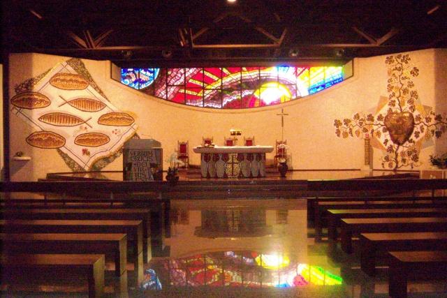 Venez voir le Santuaire de St Gabriel, province de Teramo 100_5640