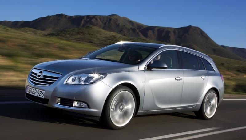 Sfida tra le SW, quale preferite tra: Citroen C5 3.0 V6 HDi Executive, Opel Insignia 2.0 CDTi 4X4 Cosmo, Peugeot 508 RXH, Renault Laguna 2.0 DCi 4control Opel_i10