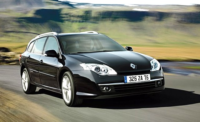 Sfida tra le SW, quale preferite tra: Citroen C5 3.0 V6 HDi Executive, Opel Insignia 2.0 CDTi 4X4 Cosmo, Peugeot 508 RXH, Renault Laguna 2.0 DCi 4control Renaul10