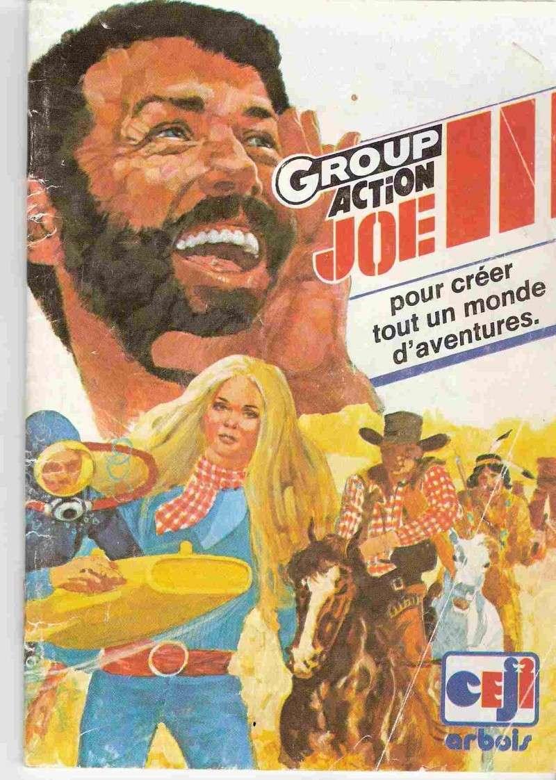 catalogue group action joe 1977 114