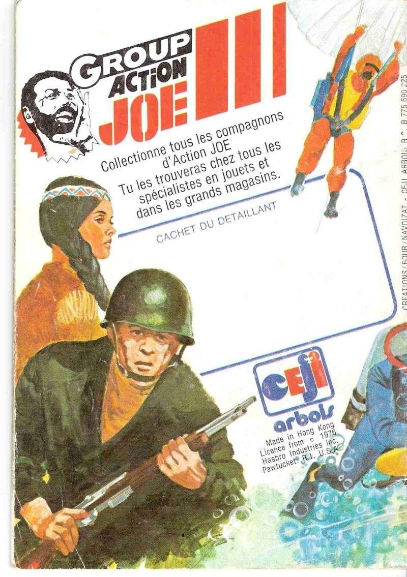 catalogue group action joe 1977 2110