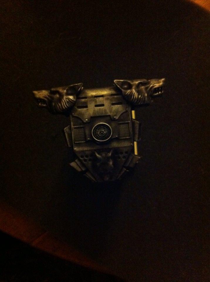 Space warrior figurine  13775610