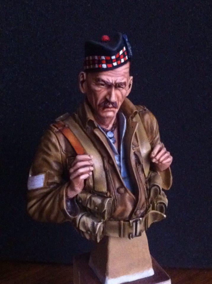 Sergeant at 1st Battalion Gordon Highlanders WW1  99379310