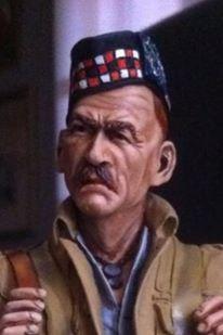 Sergeant at 1st Battalion Gordon Highlanders WW1  Gordon19