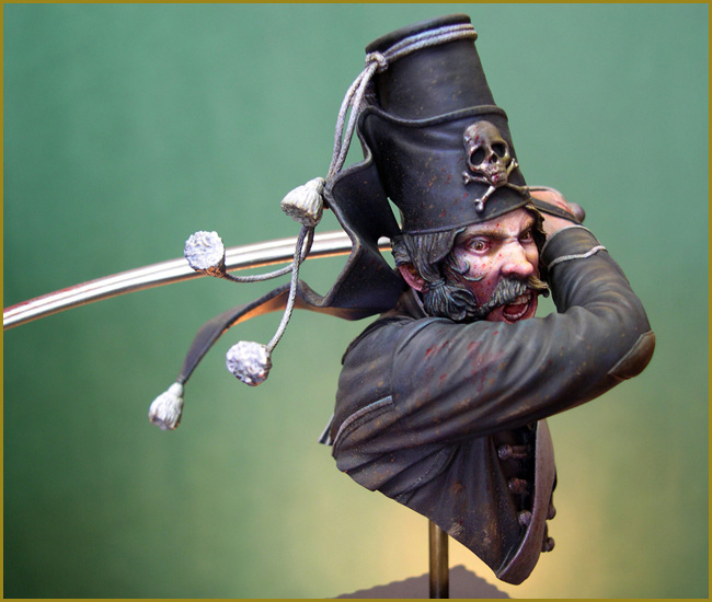 The Death, 5th Hussars by Young Miniatures Young_10
