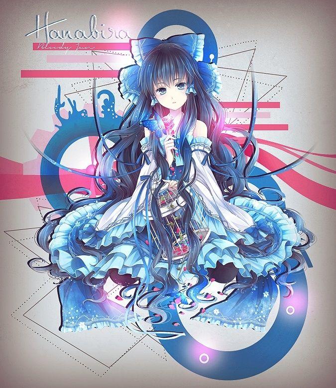 Pandora Hearts | Niveau moyen - Page 2 Hanabi10