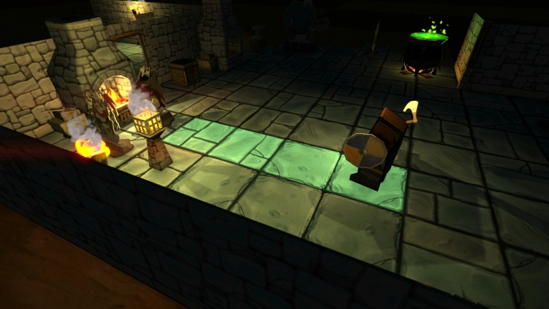 Our New Game: Popup Dungeon! Dwarft10