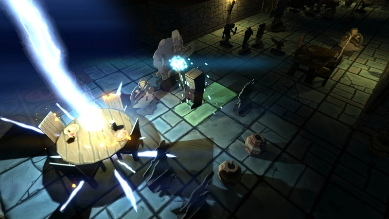 Our New Game: Popup Dungeon! Wizard10