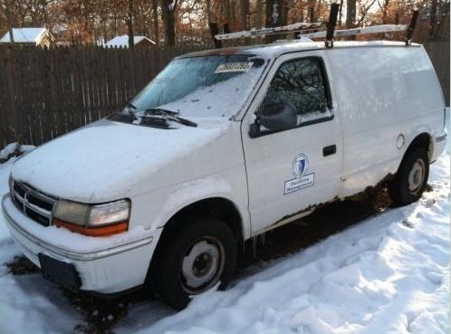 Dodge Extra Cargo Van 110