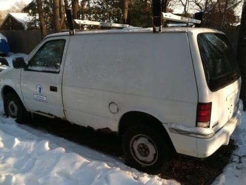 Dodge Extra Cargo Van 210
