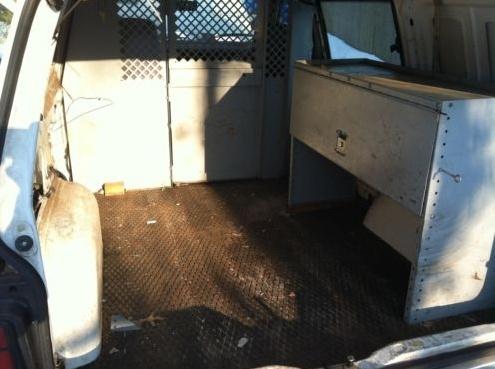 Dodge Extra Cargo Van 510
