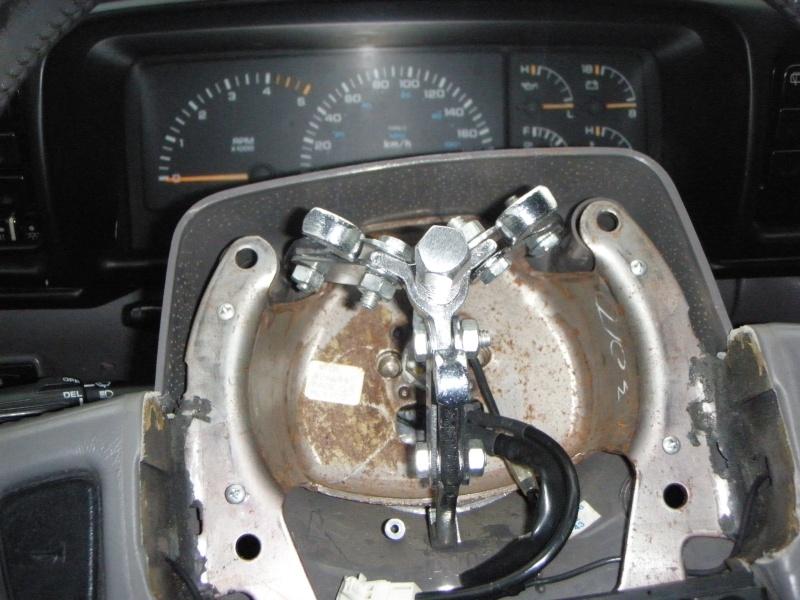 régulateur vitesse : quelles pièces démonter et photos ?  P2080012